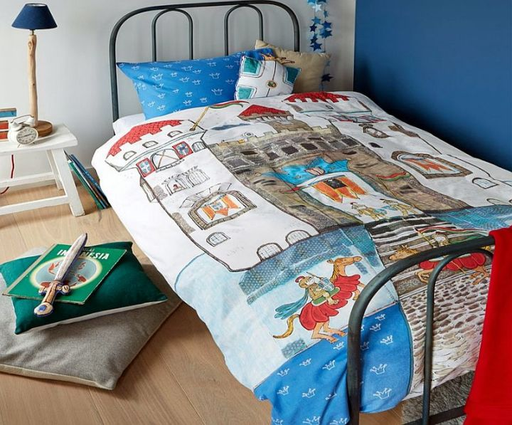 lenjerii si cuverturi bed linen and throws 8