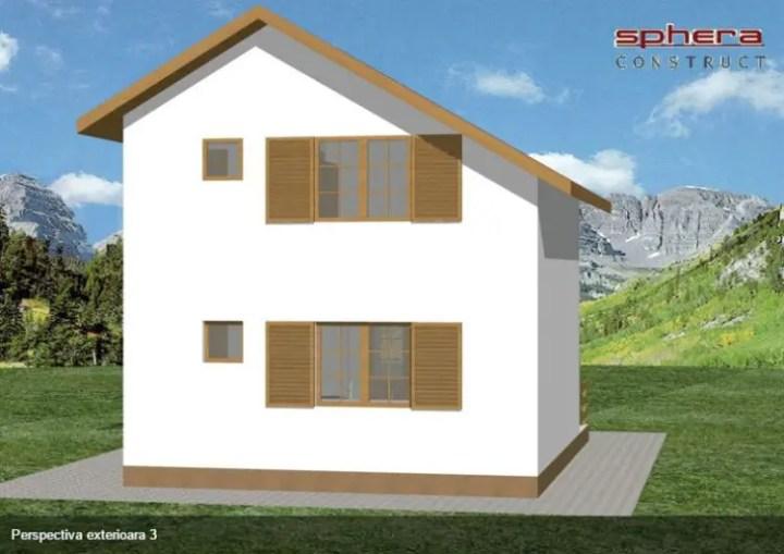proiecte de case de 70 de metri patrati 70 square meter house plans 3