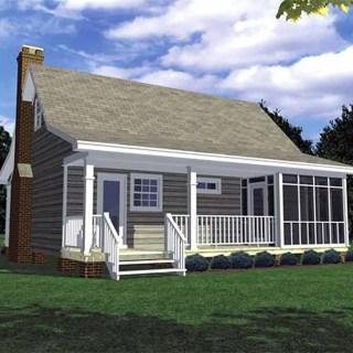 Proiecte de case pana in 200 mp FOTO: Houseplanse.com