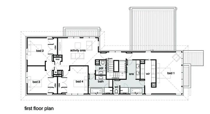 03 idei de case moderne cu etaj
