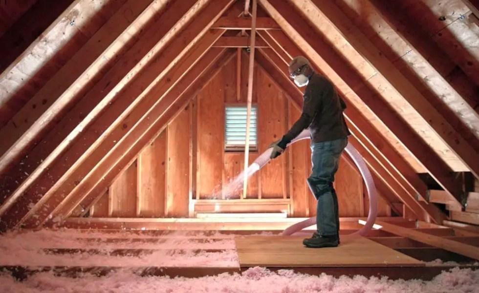 Izolarea podului o metoda sigura de a scadea factura la incalzire iata de ce ai nevoie case - Attic thermal insulation ...