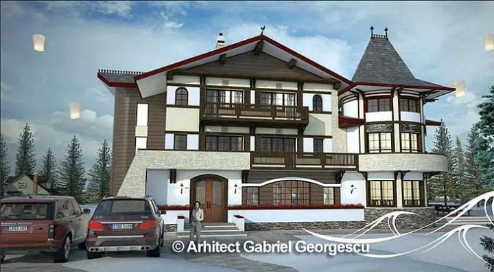case cu staif romanian architecture 4