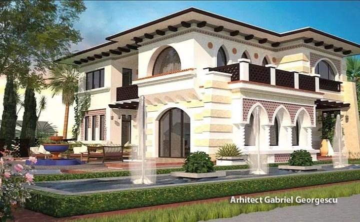 case cu staif romanian architecture 7