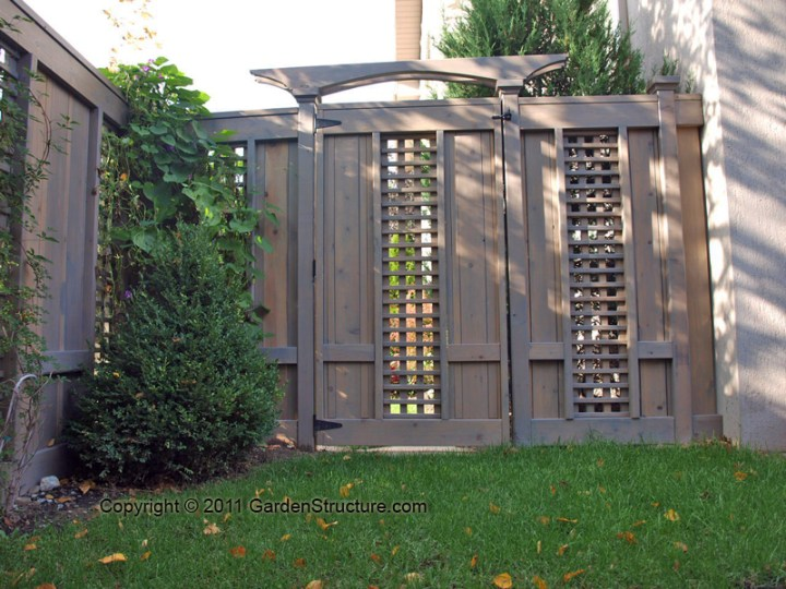 garduri decorative din lemn decorative wooden fences 13
