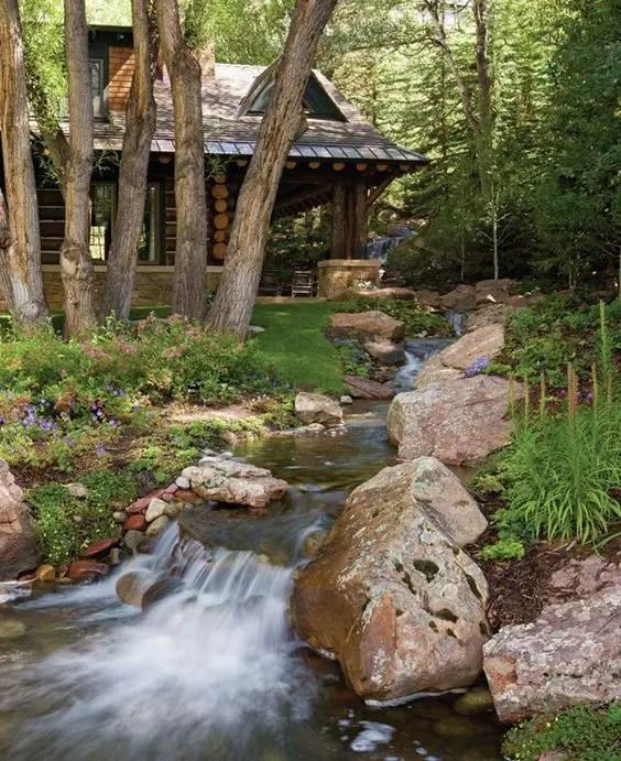 gradini amenajate ca la munte Mountain garden landscaping ideas 1