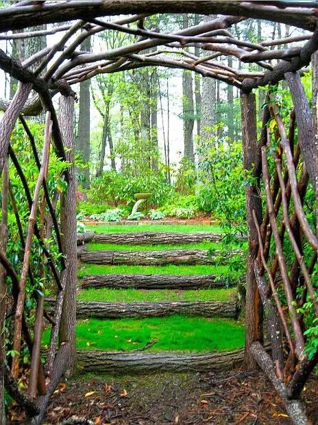 gradini amenajate ca la munte Mountain garden landscaping ideas 12