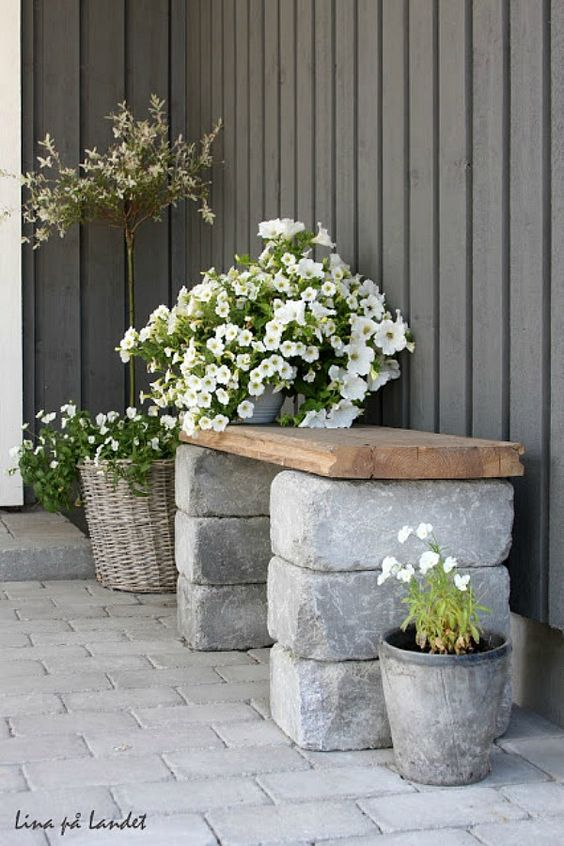 gradini amenajate simplu simple garden landscaping ideas 14