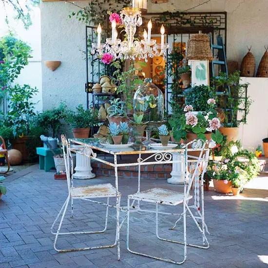 gradini rustice cu flori Rustic flower gardens 4
