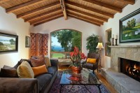 Wood Ceiling Living Rooms - 15 Refined Design Ideas - Houz ...