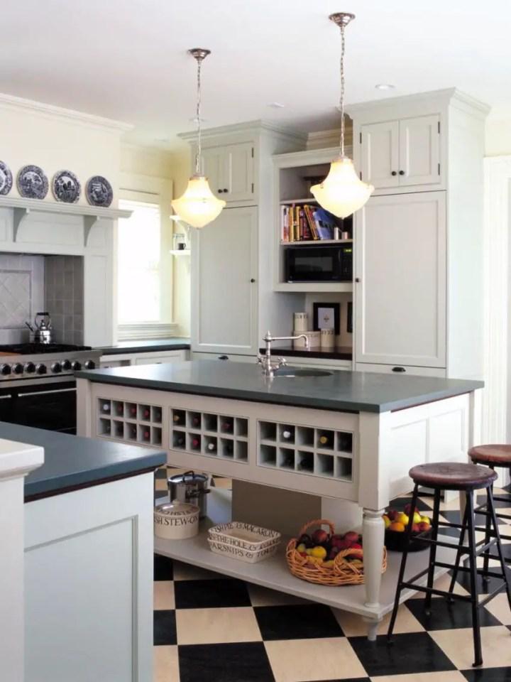 mobilier pentru bucatarii practice Smart kitchen furniture 2