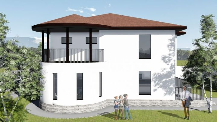proiecte de case cu un etaj two story house plans 10