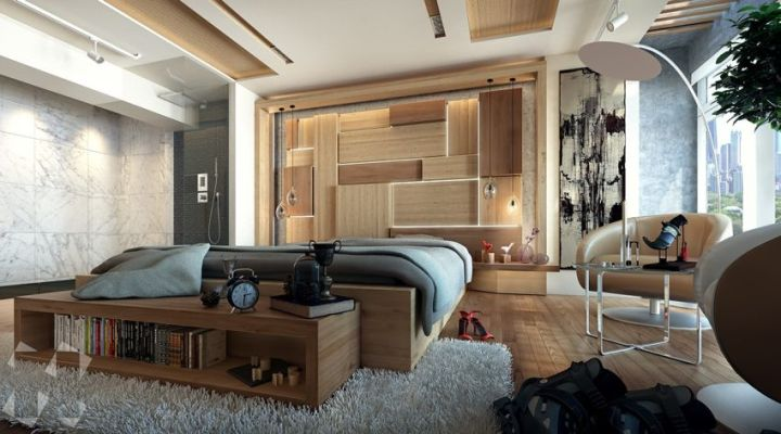 sapte dormitoare unice Seven unique bedrooms 4
