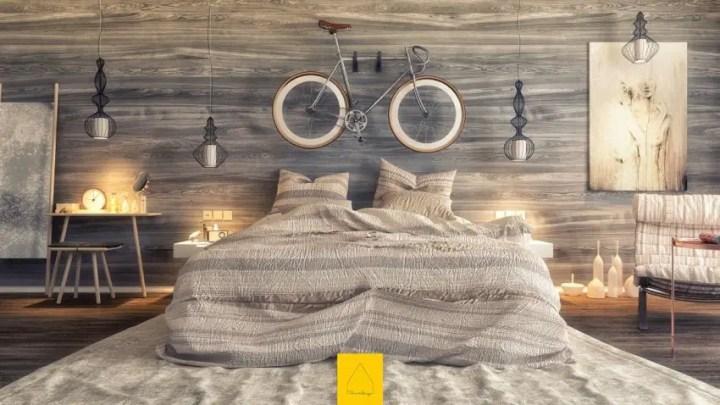 sapte dormitoare unice Seven unique bedrooms 5