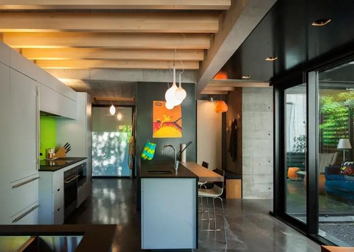 case din placi de beton Precast concrete houses 12