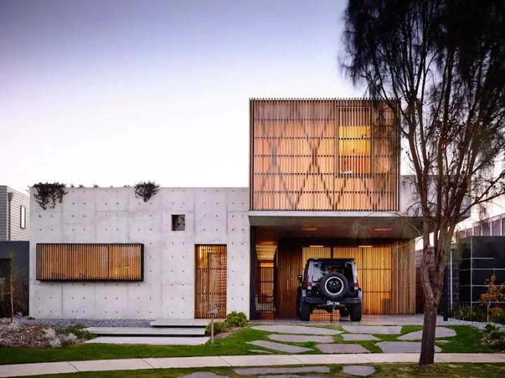 case din placi de beton Precast concrete houses 6