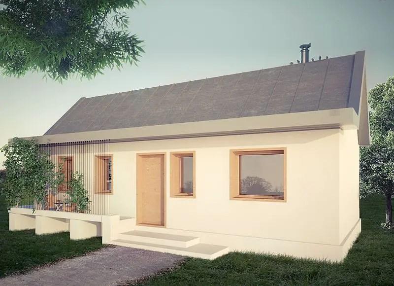 Case mici de 60 de mp trei proiecte generoase case for Casa de dos plantas en honduras