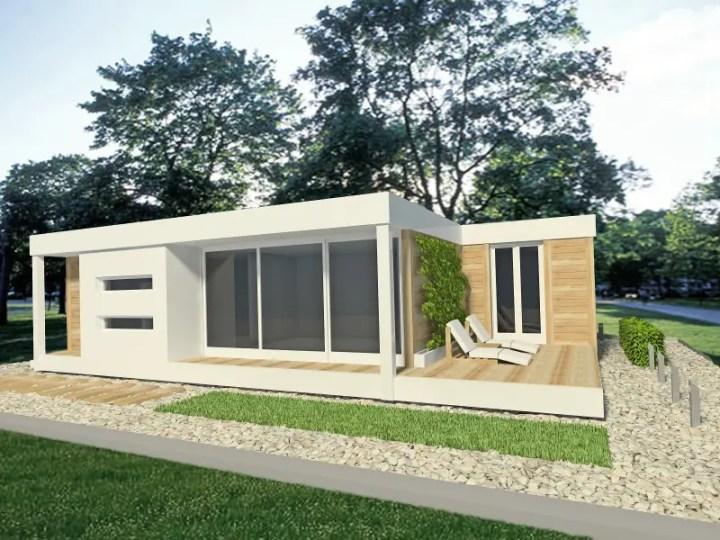 Case modulare - estetica superioara prin design diferit
