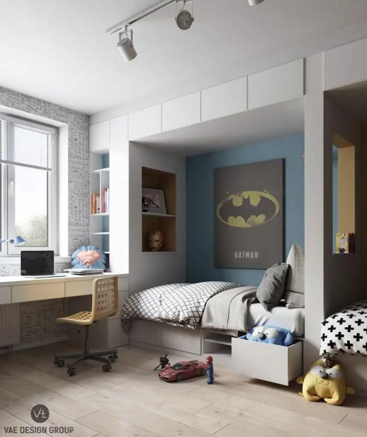 dormitoare pentru copii kids' bedrooms 6