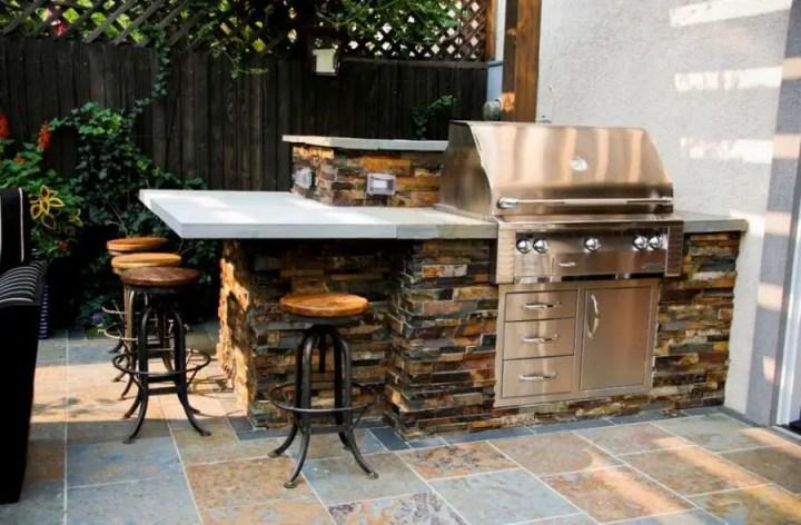 idei pentru bucataria de gradina Garden kitchen ideas 8