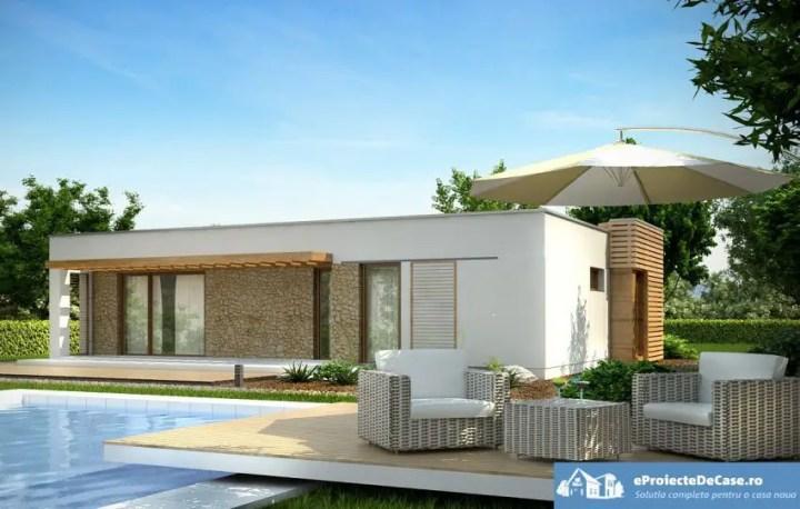 proiecte de case cu parter si 3 dormitoare 3 bedroom single level house plans 6