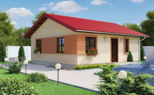 60 70 Square Meter House Plans Houz Buzz