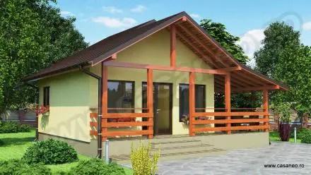Case din lemn demontabile modular wood homes 6