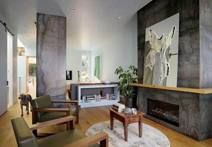 Casa in stil victorian - interioare moderne, cu iz de vintage