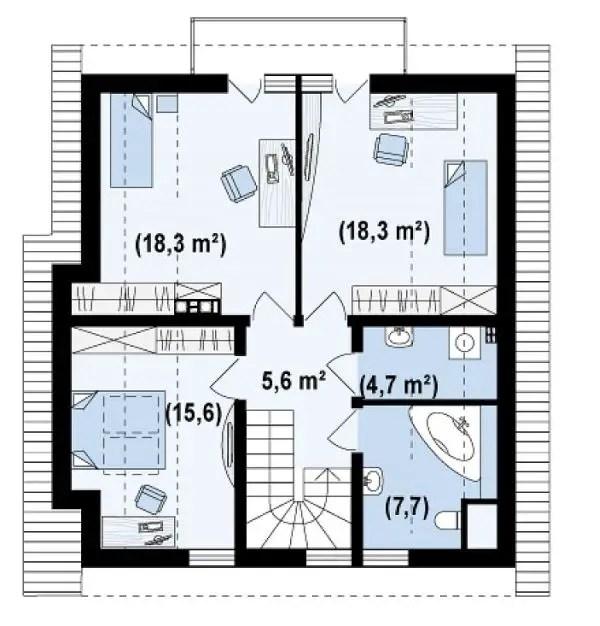 case cu balcoane din sticla Houses with glass balconies 4