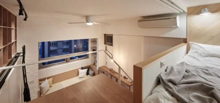 design interior pe 20 de metri patrati Interior design on 22 square meters 8