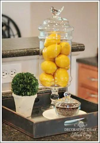 idei pentru decorarea unei bucatarii Kitchen decorating ideas 13
