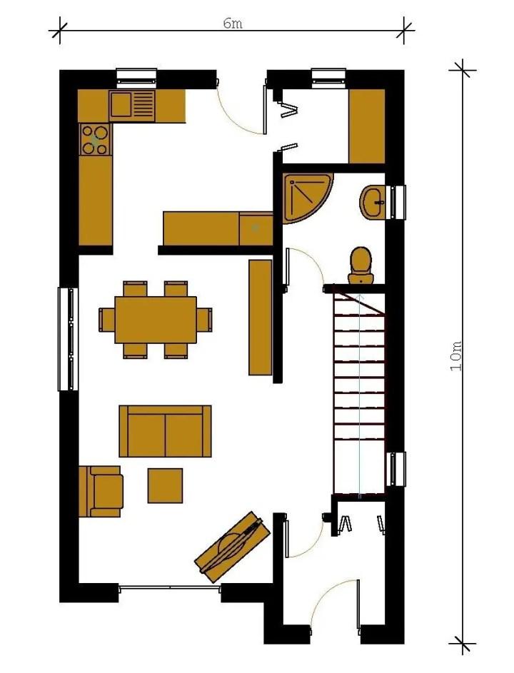 proiecte de case economice economical house plans 10