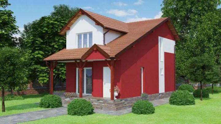 proiecte de case economice economical house plans 7