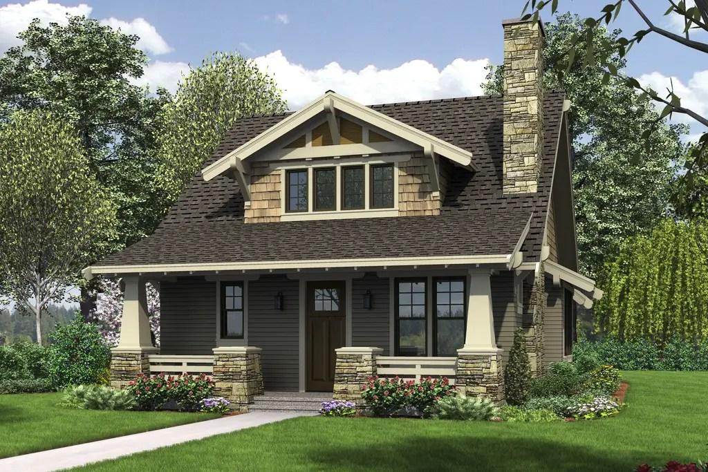 Proiecte de case pentru o familie cu 2 copii for Case modulari in stile bungalow