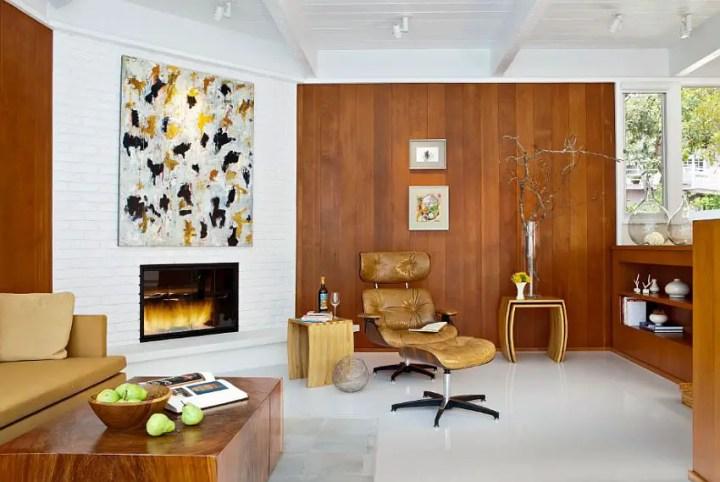 Interioare cu lambriu de lemn wood panel design ideas 14