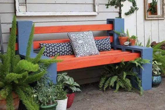 amenajari de gradina cu boltari Cinder block garden uses 16