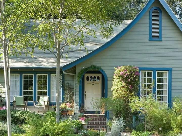 combinatii de culori pentru exteriorul casei Exterior color palettes 3