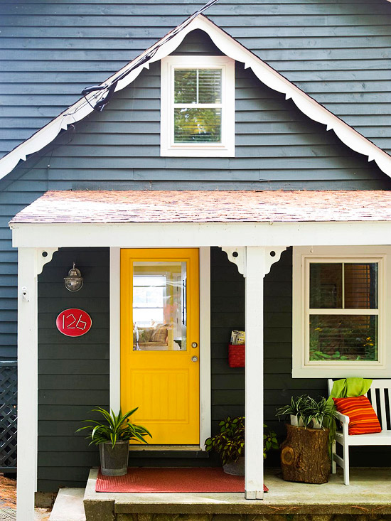 combinatii de culori pentru exteriorul casei Exterior color palettes 4