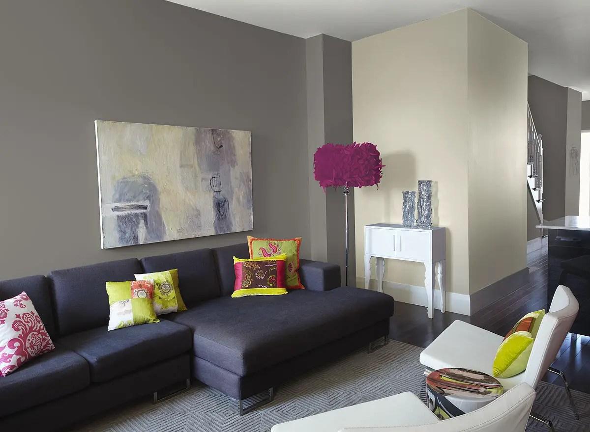Culori pentru o locuinta moderna  interioare pline de viata  Case practice