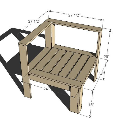 mobilier din paleti pentru gradina pallet outdoor furniture instructions 6
