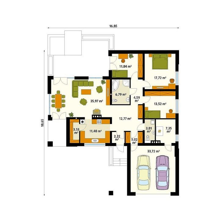 proiecte-de-case-cu-parter-si-trei-dormitoare-three-bedroom-single-story-house-plans-8