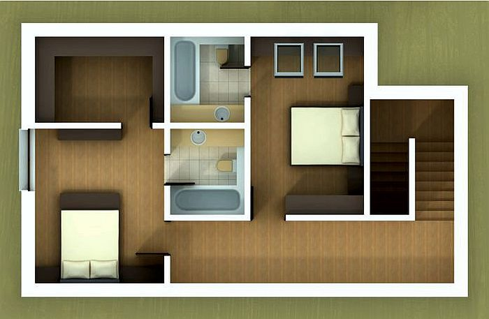 case-cu-doua-camere-si-mansarda-two-bedroom-houses-with-attic-12