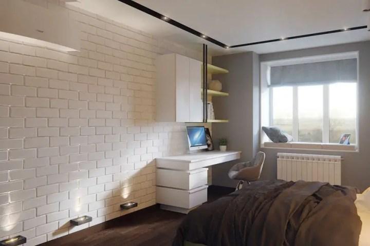 dormitoare in gri grey bedrooms 6