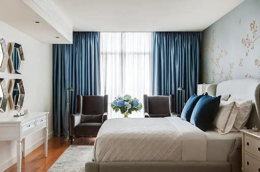 Bedroom Drapes Pinterest