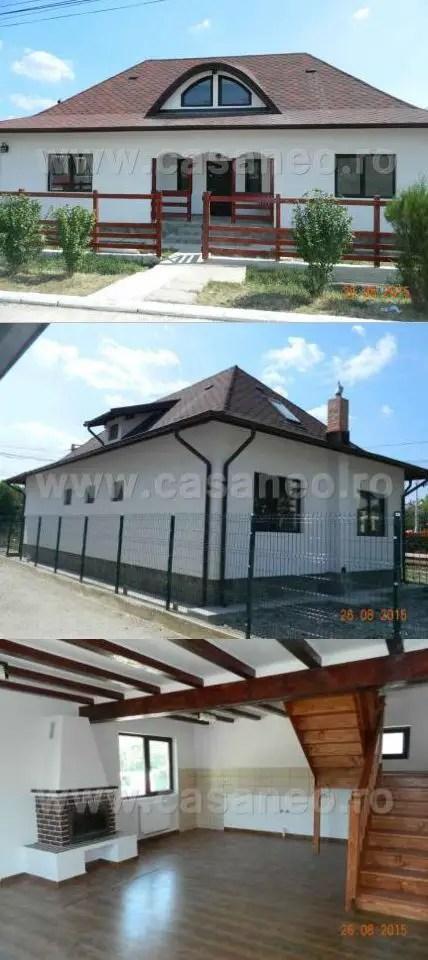 proiecte de case rustice cu mansarda imagini exterior