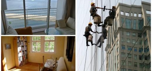 trucuri pentru curatarea geamurilor