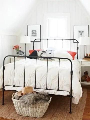 5 motive sa alegi un pat de fier forjat 9