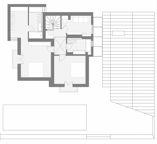 casa origami plan etaj