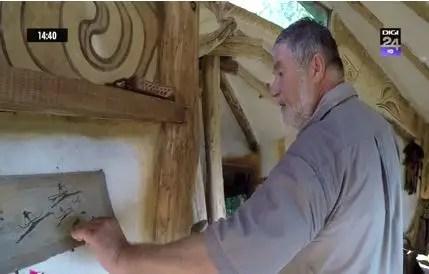 casa din chirpici ca in neolitic 6