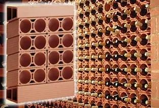 cum pastrezi vinul la tine acasa raft teracota