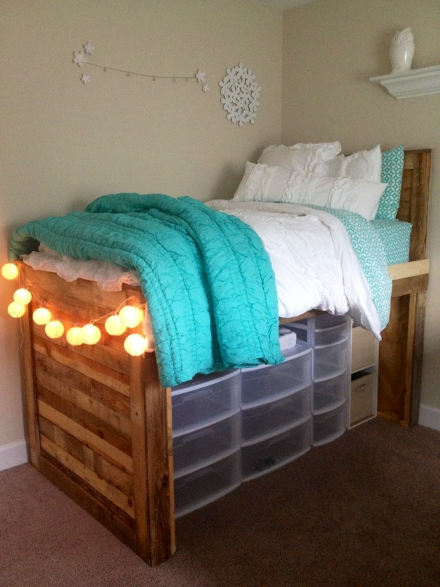 idei pentru camera de camin sub pat